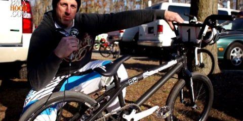 Shawn Diprete Ssquared bike check