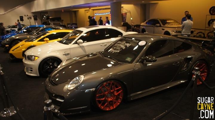dub auto show, Porsche