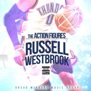 the action figures, russell westbrook