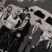 twelve reasons to die comic