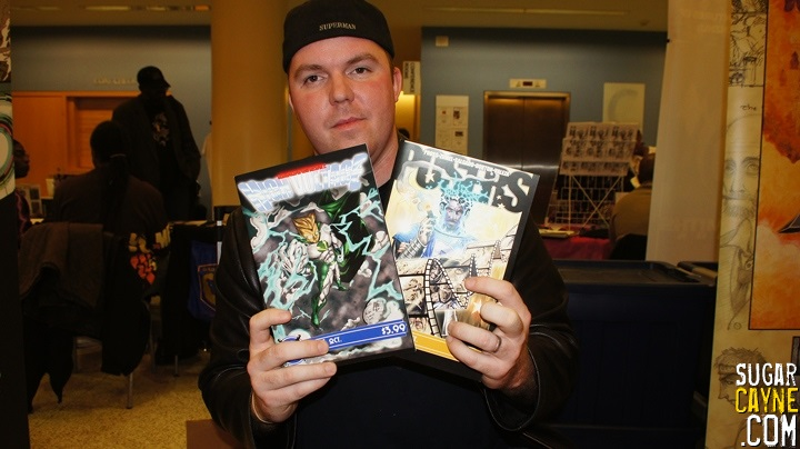 Pross comics, Bronx Heroes Comic Con