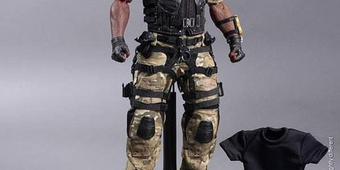 G.I. Joe Retaliation Road Block Toy