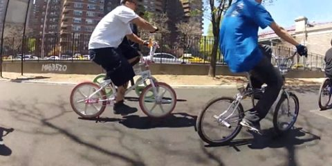 OS Bike Ride NYC