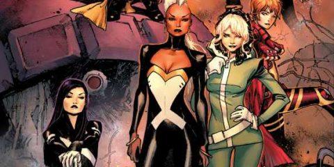 all female X-Men