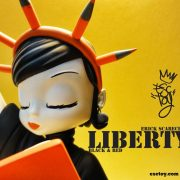 Liberty Black And Red