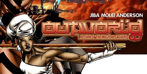outworld comic book