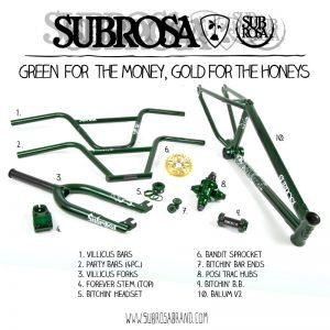 subrosa green