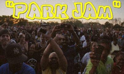 Park Jam, crazy al cayne beats