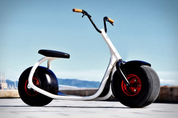 have you seen the scrooser an electric scooter with fat tires. Black Bedroom Furniture Sets. Home Design Ideas