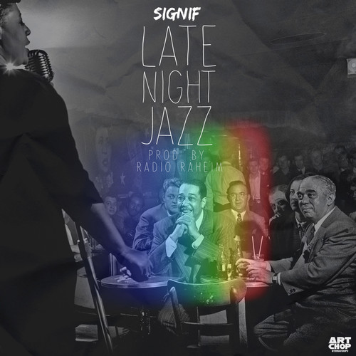 signif late night jazz