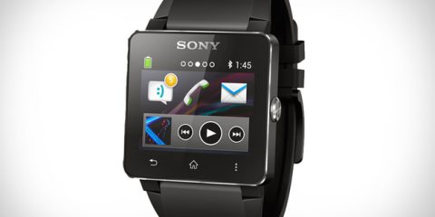 sony-smart watch 2
