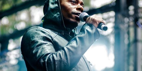 Dave Chappelle coming back to stand up