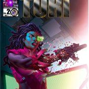 Torri Issue 2, Comic Book