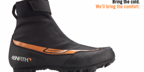 Waterproof Cycling Boot