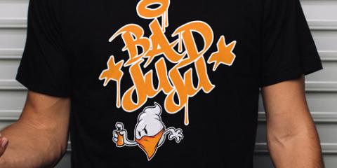 bad juju t-shirt