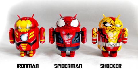 comic droids