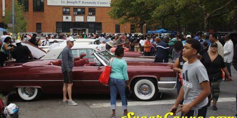 upper manhattan auto show