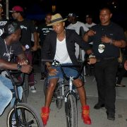 nigel and pharrell VMAs bmx