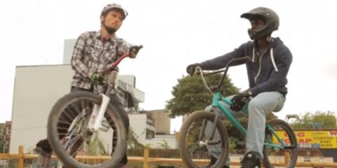 chris trombley, giovanni bailey, brooklyn bike park