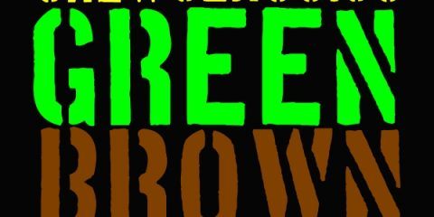 kulture Green brown