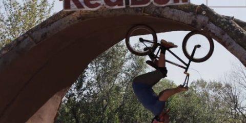 mike hucker, red bull trail loop