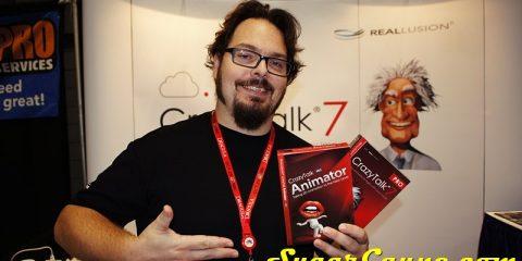 John Martin, Crazy talk 7