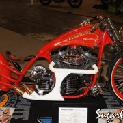 Harley davidson firehouse racer