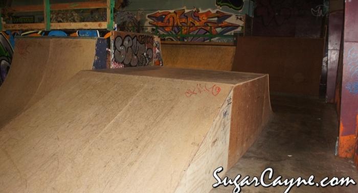 oil city skatepark