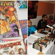 2nd annual black comic book fest