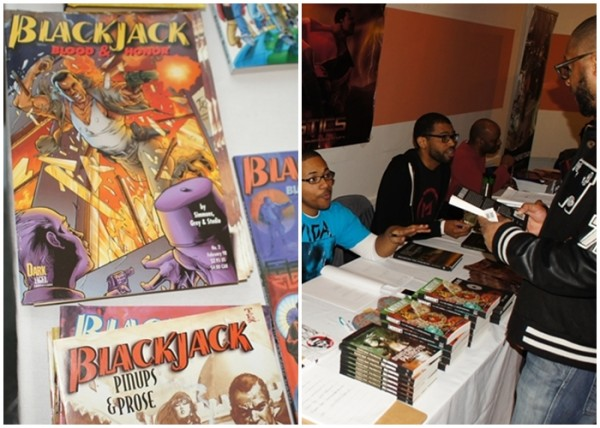2nd annual black comic book fest
