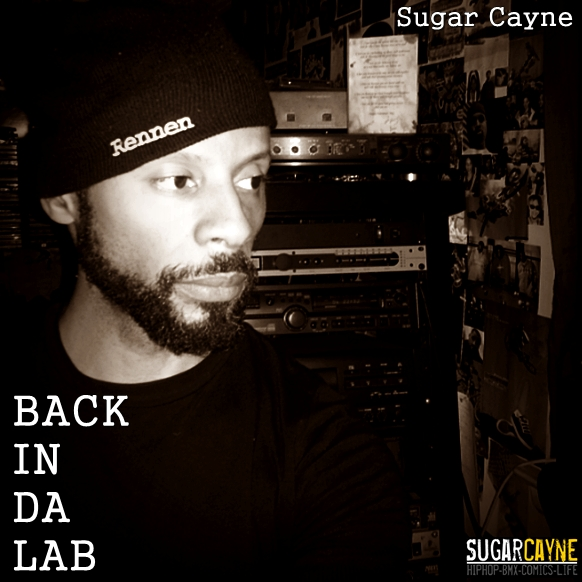 Back In Da Lab Cover