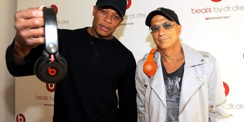 Dr Dre jimmy iovine beats streaming
