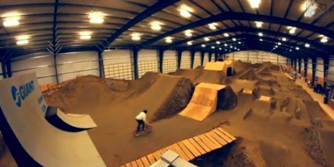 burlington indoor bike park