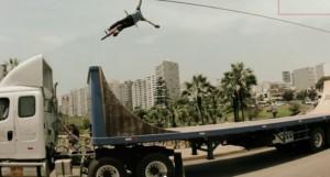 daniel dhers, mini half trailer