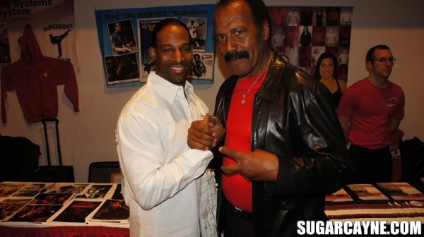 Demetrius Angelo, fred williamson