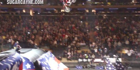 motocross double back flip