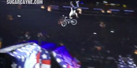nitro circus body flip