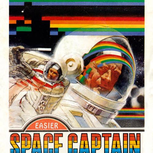 the space captaiin easier