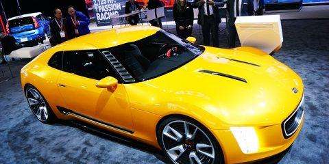 KIA GT4 concept