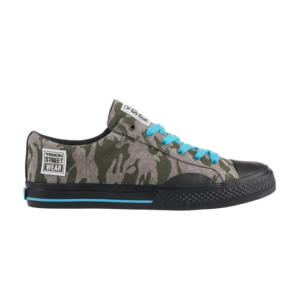 vision street wear Canvas Lo- Camo