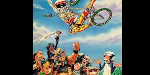 Radical Rick Poster