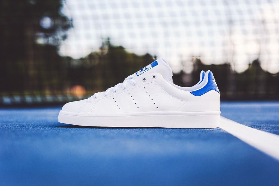 adidas stan smith vulc white royal blue. Black Bedroom Furniture Sets. Home Design Ideas