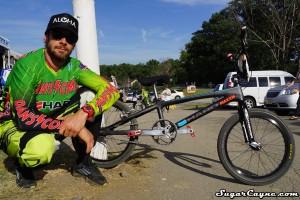 Matt Pohlkamp, bike check