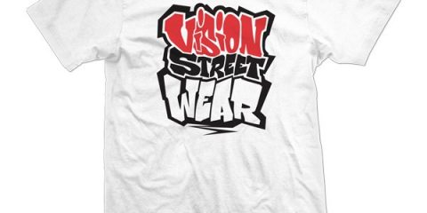 vision street wear tee