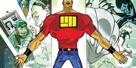 will power comic