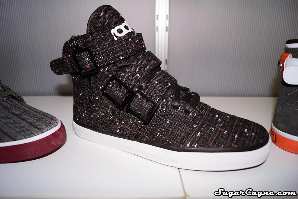 Radii Footwear, Straight Jacket VLC, Agenda Show NYC