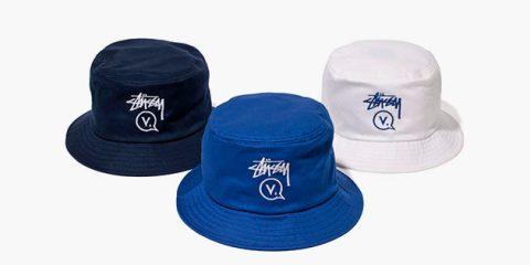 stussy-x-vanquish-10th-anniversary-bucket-hats
