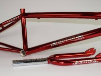 hutch pro racer candy apple red