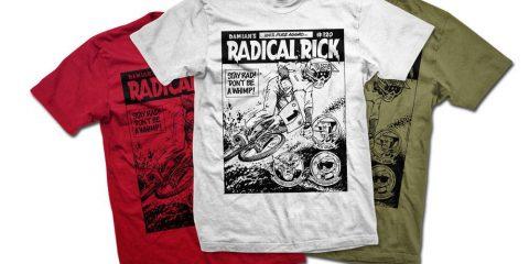 Radical Rick Tee Shirt