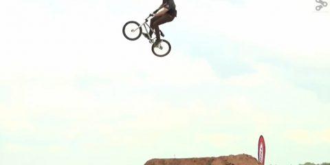texas toast dirt jump